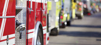 why lime yellow fire trucks are safer than red