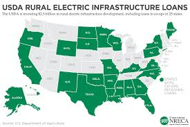 a 2 5 billion boost for rural infrastructure from usda