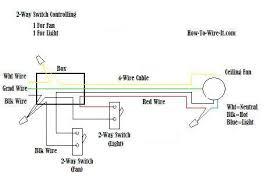 ceiling fan design way switch controlling ceiling fan wires