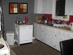Kitchen Wall Ideas White Kitchen Grey Walls Ideas Smith Design Miraculous White