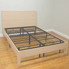 Platform Bed Frame California King Nightstands Mid Century California King Bed Frame California
