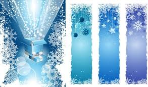 snowflake decorations christmas snowflake decorations vector free vector in encapsulated