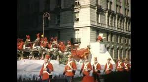 thanksgiving day is on what date macy u0027s thanksgiving day parade 1945 youtube