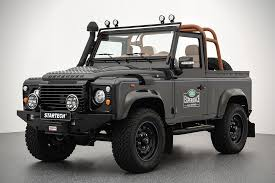 tan land rover startech land rover defender hiconsumption