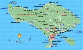 bali indonesia map 3n 4d indonesia beyond adventure tourism