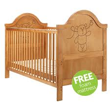 Obaby Crib Mattress Obaby B Is For Cot Bed Country Pine Kiddies Kingdom