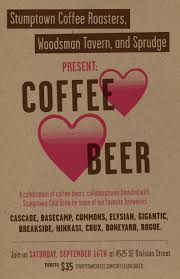 Portland Food Map by Coffee Loves Beer At Stumptown Coffee 1 In Portland Or On Sat