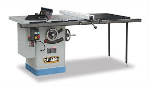 Wood Saw Table Riving Knife Table Saw Ts 1040p 50 Baileigh Industrial