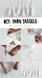 best 25 how to make tassels ideas on pinterest diy tassel