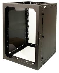 Server Rack Cabinet Enclosed Server Rack Cabinet Racksolutions