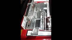 mobile food van mobile kitchen manufacturer youtube