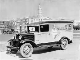 Antique Ford Truck Models - vintage ford coca cola delivery trucks from between 1920s and