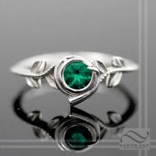 geeky engagement rings kokiri emerald ring legend of geeky engagement ring