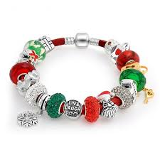 pandora charm bracelet charms images 925 silver christmas live love laugh charm bracelet fits pandora jpg