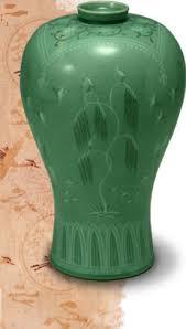 Celadon Vase Celadon Pottery And Ceramics Celadon Vases