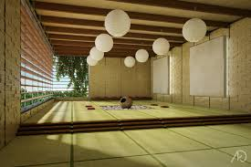 meditation room akueous design akueous design