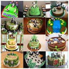 cake diy 16 creative bamboo and panda cake diy ideas
