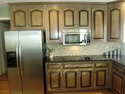 Kitchen Cabinet Glaze Glaze For Kitchen Cabinets Refinishing Cabinets With Paint And