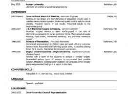 resume headline example duties of a forklift operator