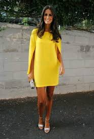 yellow dress 22 yellow dress to repeat styleoholic