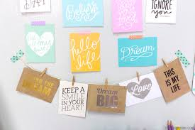 love this inspiration wall use washi tape to stick pics quotes or