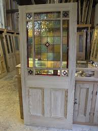 Interior Door Stain Victorian And Edwardian Glazed Front Doors