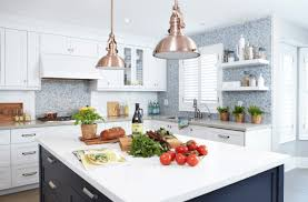 kitchen diagonal tile with wall backsplash also white