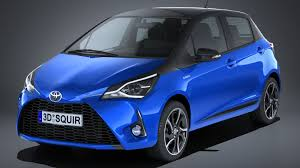 toyota yaris hybrid 2017 squir