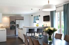 cuisine deco deco maison contemporaine design interieur maison contemporaine