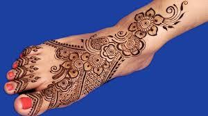 new mehndi design for legs floral mehndi design for feet for