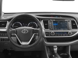 toyota highlander base price 2017 toyota highlander limited platinum v6 fwd msrp prices