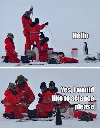 Funny Penguin Memes - hello yes i would like to science please penguins know your meme