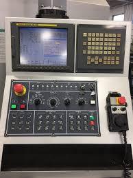 toyoda awea bm1200 cnc vertical machining center prepped for