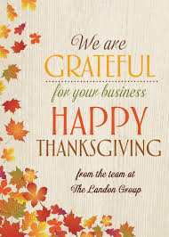 business imprint thanksgiving card leaves by brookhollow