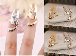 cute finger rings images Cute exquisite queen dragonfly design rhinestone plum snake gold jpg