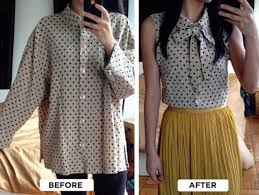 chic clothing 35 diy clothes tops tees and blouses edition diy projects