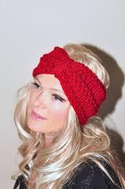 crochet ear warmer headband turban headband crochet wrap knit ear warmer earwarmer choose