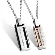 wholesale jewelry necklace images Wholesale wholesale jewelry pure steel chain diamond rectangular jpg