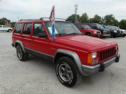 red jeep cherokee 1996 jeep cherokee country for sale in medina oh southern