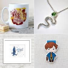 gifts by harry potter hogwarts house popsugar tech