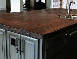 wood island tops kitchens reclaimed wood island top reclaimed wood kitchen island tops and