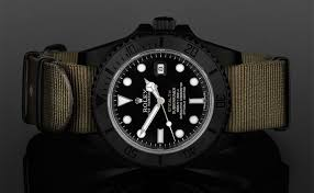 Most Rugged Watches Rolex Projext X Stealth Watches Uncrate