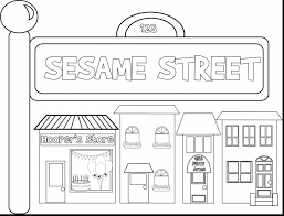 123 coloring pages marvelous sesame street coloring book pages with sesame street