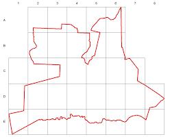 Grid Map Maps Tect All Terrain Park