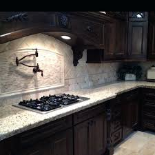 backsplash ideas for dark cabinets and light countertops kitchen backsplash with dark cabinets denverfans co