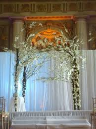 wedding arches in church wedding altar decorations decoration