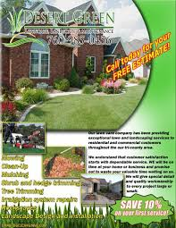 Landscaping Advertising Ideas Lawn Care Advertising Ideas Morningperson Co