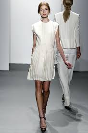 calvin klein wedding dresses wedding fashion new york fashion week bridal inspiration