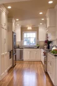 timid white kitchen cabinets trekkerboy