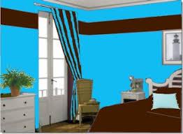 chambre marron et turquoise beautiful deco chambre marron et bleu contemporary seiunkel us